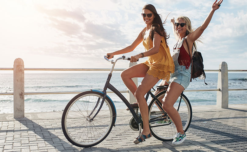 Behöver kvinnor använda damcyklar?
