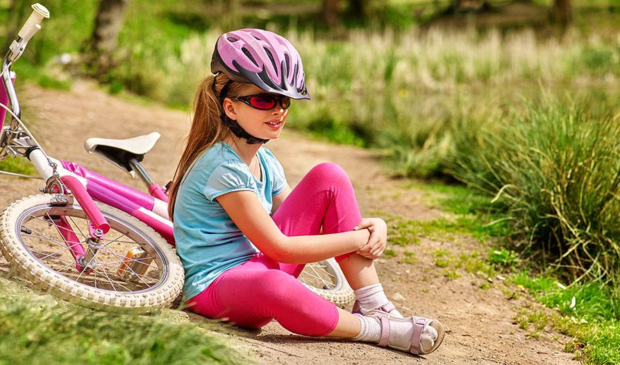 Vikten när man väljer barncykel